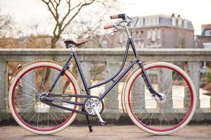 Retro Fahrrad von Rotz Bikes